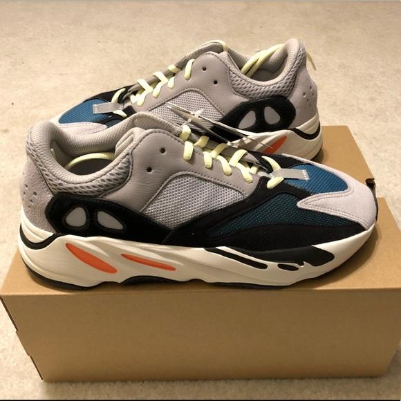 55fc886cbdab4 Adidas Yeezy Boost 700 Wave Runner NIB
